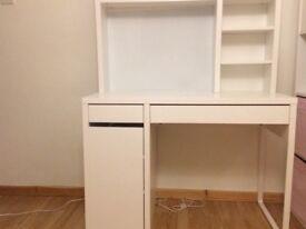 White desk for boys or girls