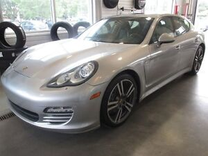 2012 Porsche Panamera AWD + TOIT + NAV.