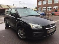 05 - PLATE FORD FOCUS GHIA 1.6 PETROL 5 DOOR HATCHBACK CHEAP INSURANCE & ROAD TAX