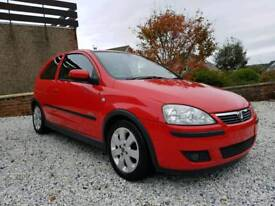 2006 Vauxhall Corsa Sxi+