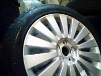 Passat , new wheel.