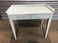 Upcycled Painted Shabby Chic Desk - Console - Hallway - Dressing Table