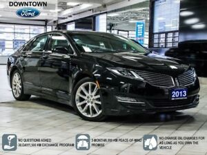 2013 Lincoln MKZ AWD Moonroof Navigation Heated/cool Lthr seats