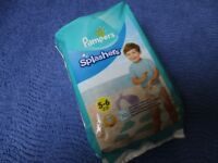 Pampers Splashers Disposable swim pants for 14+ kg