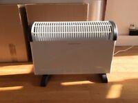 Argos 2kw convector heater