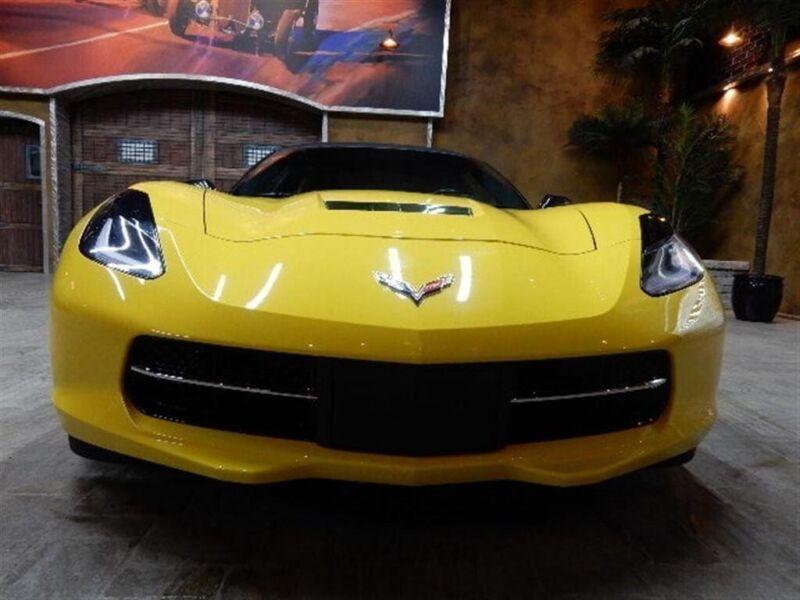 Image 12 Coche Americano usado Chevrolet Corvette 2016