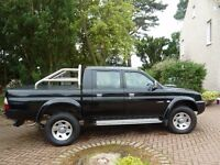 Mitsubishi L200 Animal '54 60500 Miles FSH Excellent Condition