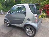 Nice Smart Car