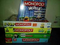 Collection of monopoly