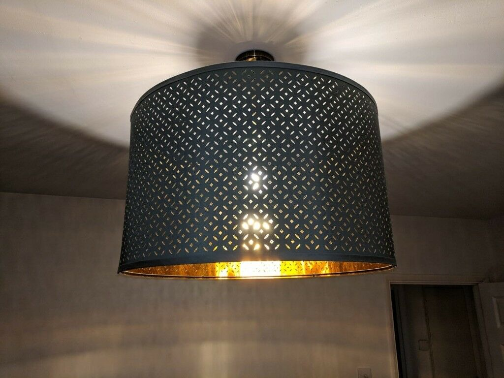 new product 3e399 3373f Ikea Nymo Ceiling Lamp Shade 59cm | in Hutton, Essex | Gumtree