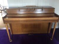 Wurlitzer 1975-1977 Piano
