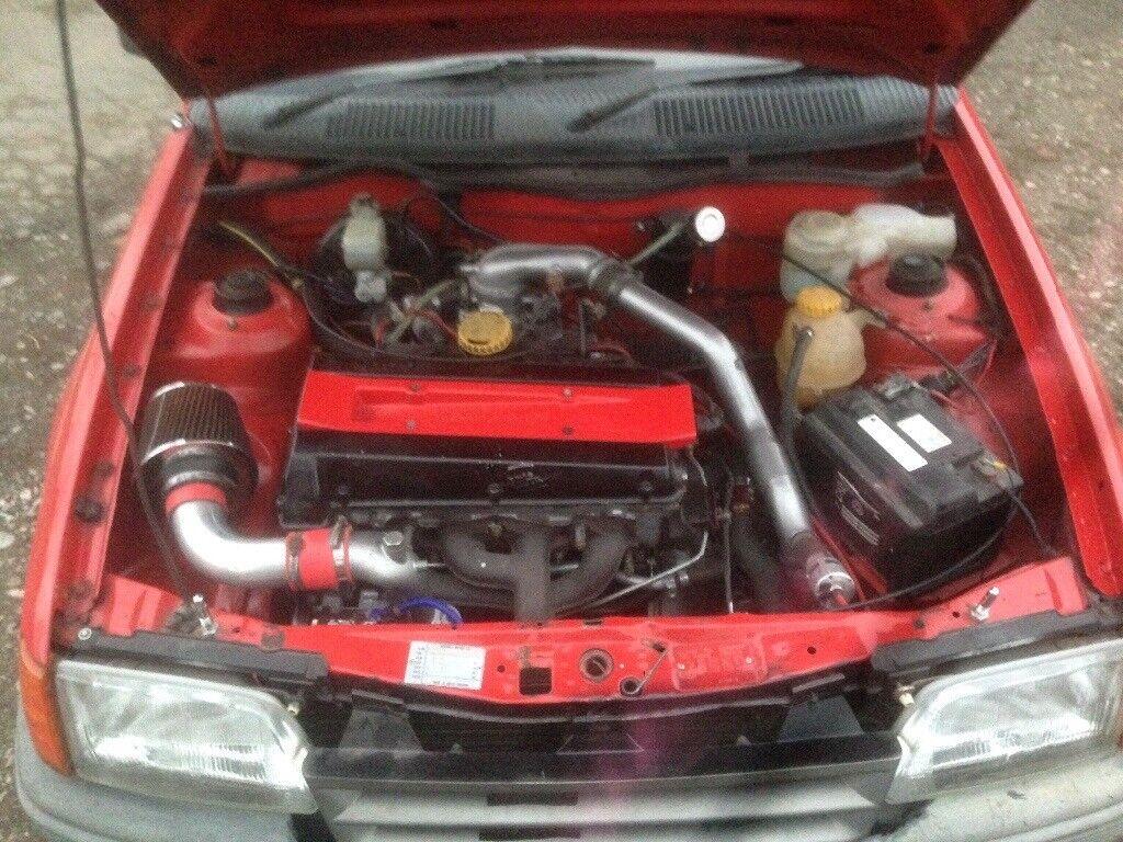 Mk2 astra gte b204 turbo estate