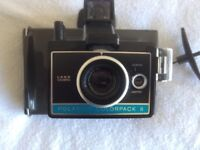 Vintage Instant Polaroid Colourpack ll Swinger Land Camera