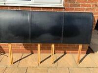 Super king size headboard