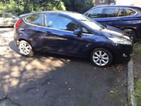 FORD FIESTA ZETEC - 2010 1.4L 3 DOOR AUTOMATIC – 15,600 MILES - GREAT CONDITION AND PERFECT DRIVE
