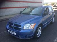 Very Cheap 56 Reg Dodge Caliber Long Mot Exceptionally Low Mileage In Fantastic Condition Throughout