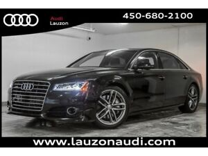 2016 Audi A8 L 4.0T DRIVER ASSIST SPORT PACK 20