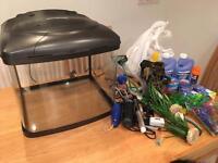 Fish Tank 48l &accesories