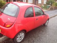 Ford ka mot just out stil taxrd