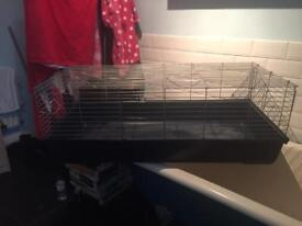 Indoor rabbit/ Guinea pig cage