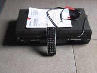 VHS/ DVD combi and DVD players