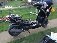 Kymco Agility RS spares or repairs