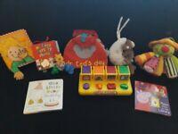 Baby toys bundle!