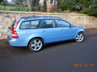 Volvo V50 Sportswagon (Estate) 136SE 2.0D, MOT Jan 2018