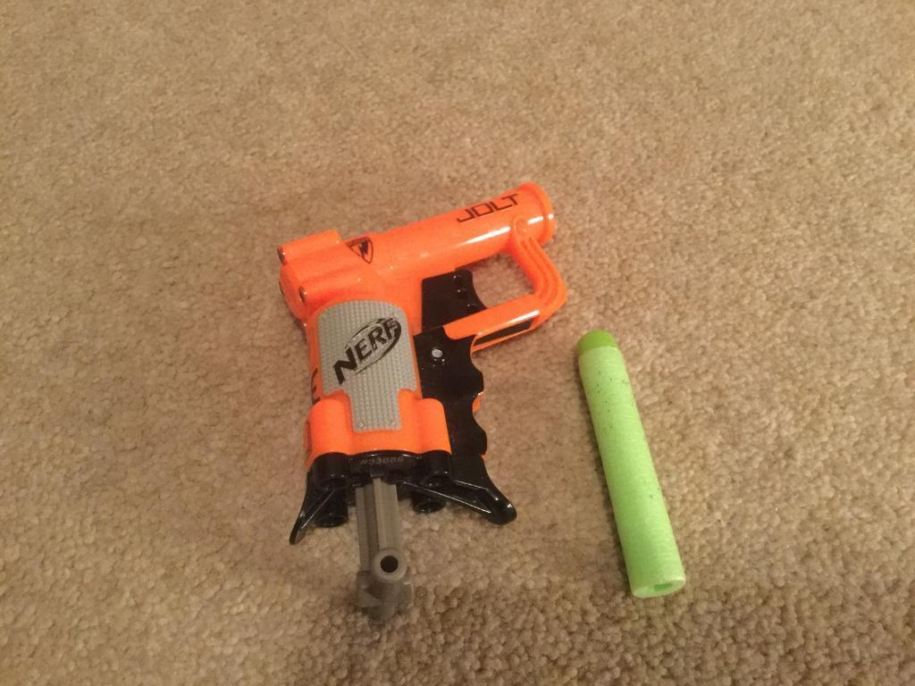 Jolt Nerf Gun