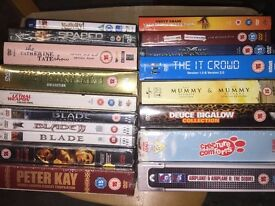 DVD Boxsets - New & Sealed £2.00 each