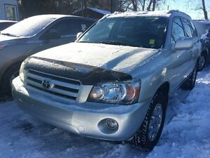 2006 Toyota Highlander Kitchener / Waterloo Kitchener Area image 1