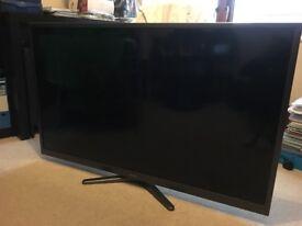"""Hitachi 50"""" Full HD 1080p Smart TV"""