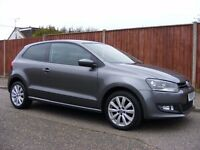 Volkswagen Polo 1.4 SEL 2011 Reg 85 PS 3 Door