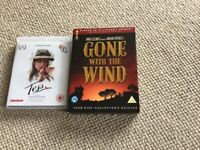 TESS AND GONE WITH THE WIND