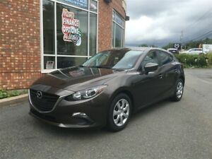 2015 Mazda Mazda3 Sport GX w/ Heated Seat, Air, Bluetooth, Power