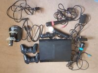 Play Station 3 MEGA Bundle
