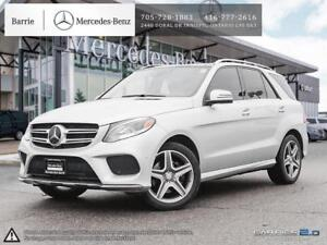 2016 Mercedes-Benz GLE-Class GLE350d Brand New Tires & Brakes!