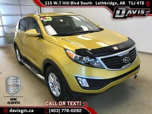 Used 2012 Kia Sportage-Low Mileage, Rear Park Assist