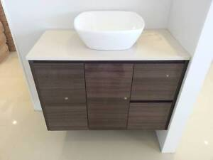 Special offer!--900mm Stone Bench Top Vanity ONLY $699 Bentley Canning Area Preview