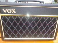 vox pathfinder bass 10 amp