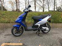 Piaggio nrg 50 full mot mint condition