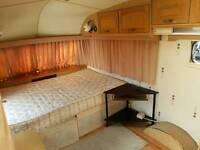 CARAVAN 5M converted to bedroom (no appliances)