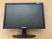 Samsung EX1920W LED monitor / screen