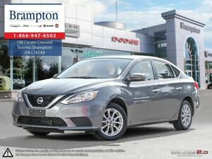 2016 Nissan Sentra 1.8 S   TRADE-IN   BLUETOOTH   HEATED SEATS  