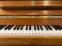 Kemble 6 Octave Overstrung Upright Piano