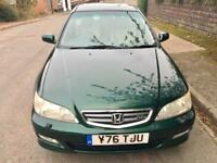 Honda Accord 2.3 i Type V 5dr *** 9 Month Mot *** 2 keys