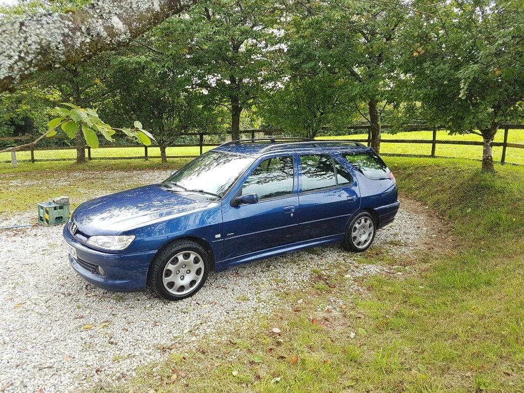 2001 Peugeot 306 Meridian Estate - China Blue - 2.0 HDI