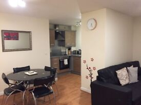 Large 1 Bedroom Apartment with Garage in Hunslet