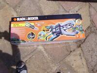 Brand new Black & Decker Alligator Chain Saw