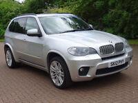 BMW X5 3.0 XDRIVE40D M SPORT 5d AUTO 302 BHP 1 Previous Owner, Parking Camera 7 SEATS